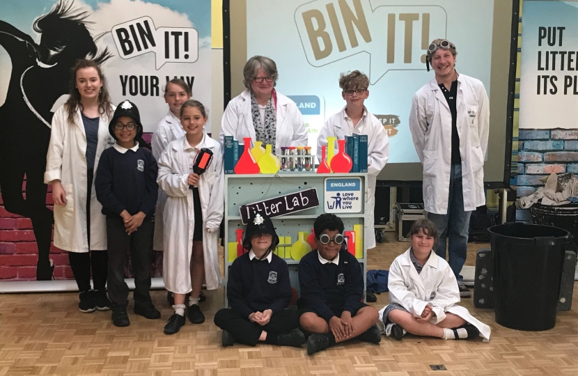 Bin It Roadshow
